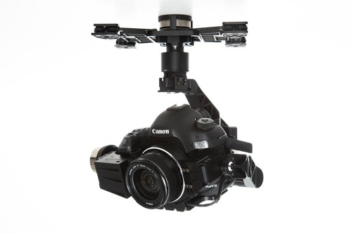 DJI Zenmuse Z15-5D III (HD) Gimbal